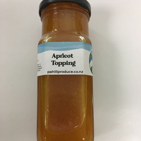 Apricot Topping