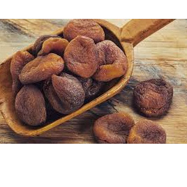 Apricots Dried Whole Sulphite Free Organic Approx 100g