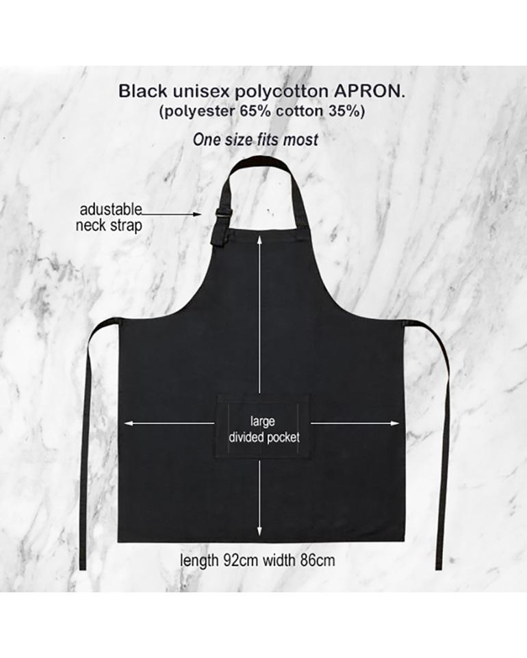Apron size