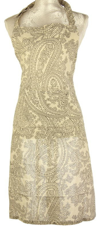 Apron - Vintage Paisley