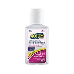 AQIUM HAND SANITISER ULTRA 60ML