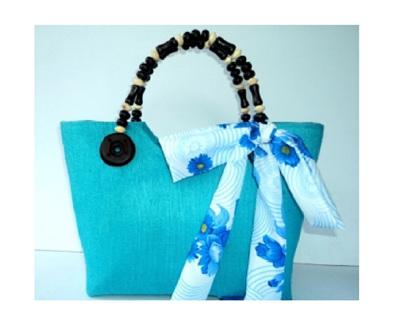 Aqua Berry Handbag - Free Shipping