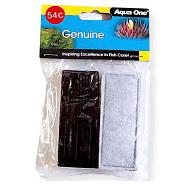 Aqua One Cartridge Carbon - H100 Clearview (2pk)
