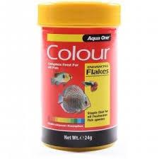 Aqua One Colour Enhancing Flakes