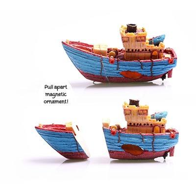 Aqua One - Magnetic Tug Boat