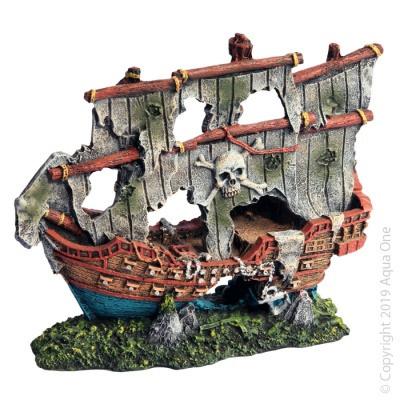 Aqua One - Pirate Ship (Small)
