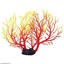 Aqua One  Red and Yellow Gorgonian