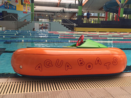 Aquatic Paddle & Bumper Boats