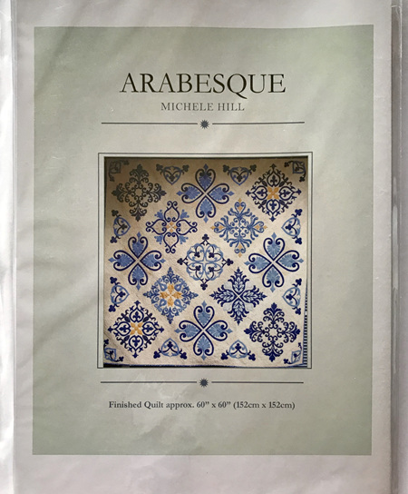 Arabesque Quilt Quilt Pattern