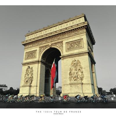 Arc de Triomphe - Tour de France
