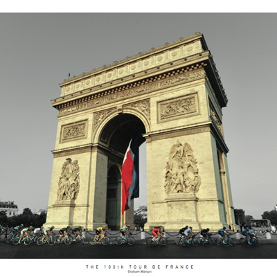 Arc de Triomphe - Tour de France