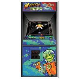 Arcade Game Door Cover