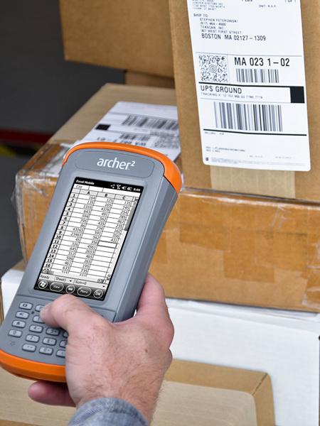 Archer 3 Geo Barcode