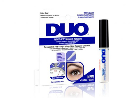 Ardell Duo Adhesive Quickset Clear 5g