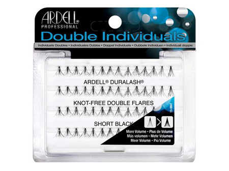 Ardell Lashes Double Individuals Short