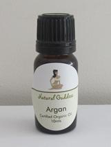 Argan Oil Certified Organic - choose 10ml, 20ml or 100ml bottle