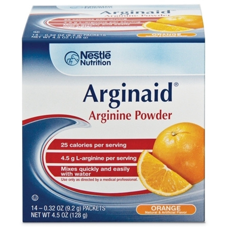 ARGINAID SACHETS 9.2G 14 ORANGE