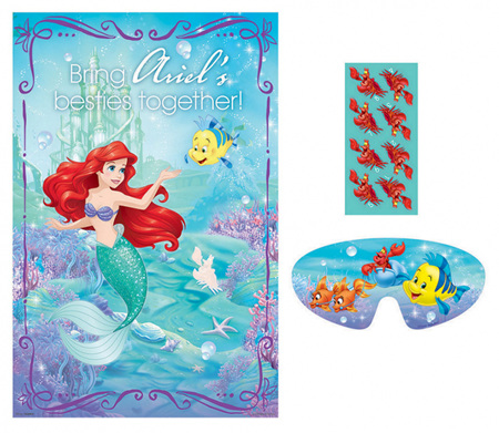 Ariel party game
