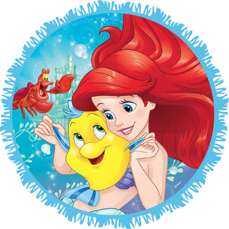 Ariel pinata