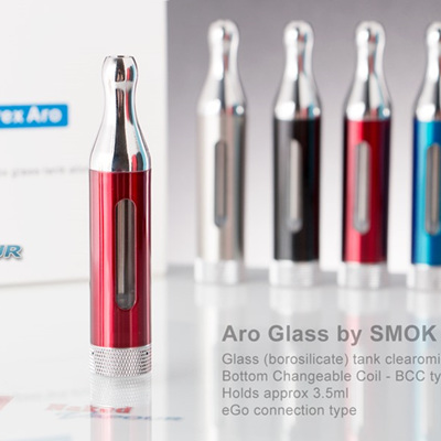 Aro Glass Clearomizer