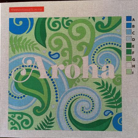Aroha canvas only
