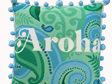 Aroha needlepoint kit