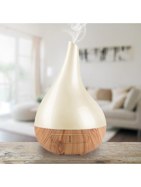 Aroma Bloom Wood Base Diffuser
