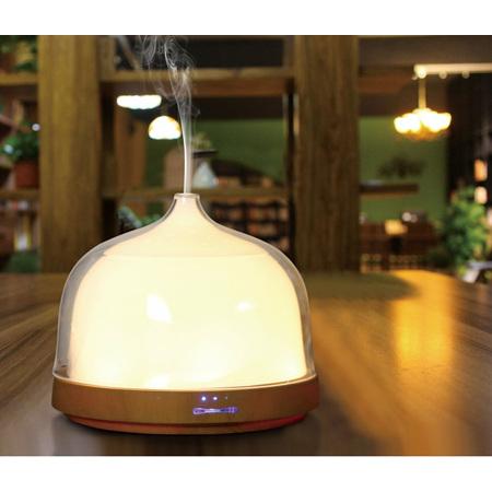 Aroma Diffuser White Dome Shape AR5