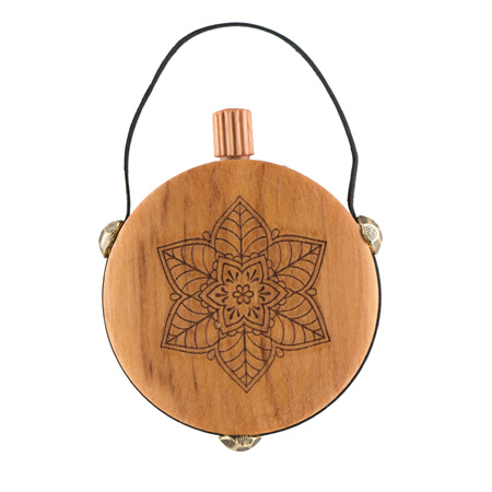 Aroma Flask - Mandala Lotus