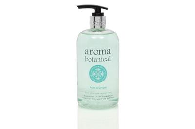 Aromabody Body Wash 500mL - Pear & Ginger