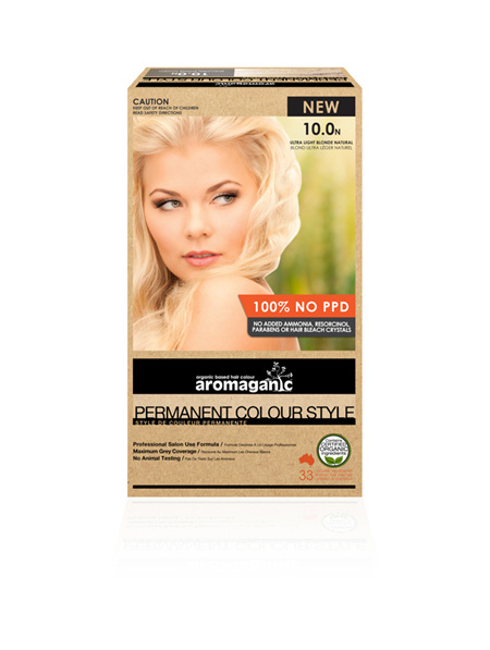 AROMAGANIC 10.0N Ultra Light Blonde