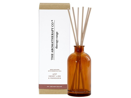 Aromatherapy Company Lime & Mandarin Diffuser 250ml