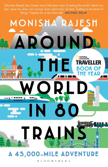 Around the World in 80 Trains (PRE-ORDER ONLY)