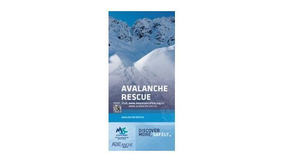 ARP - Avalanche Rescue Pamphlet