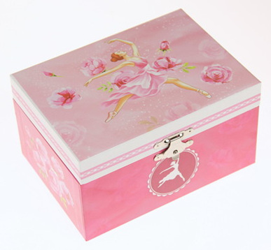 ARRIVING SOON Ballerina Music Box