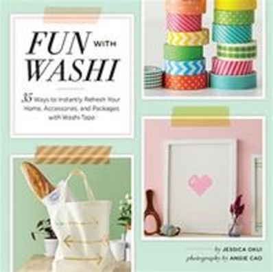 ARRIVING SOON Fun with Washi
