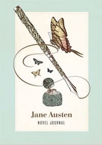 ARRIVING SOON Jane Austen Novel Journal