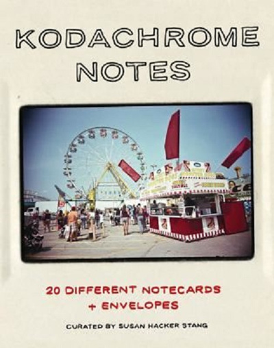 ARRIVING SOON Kodachrome Notes