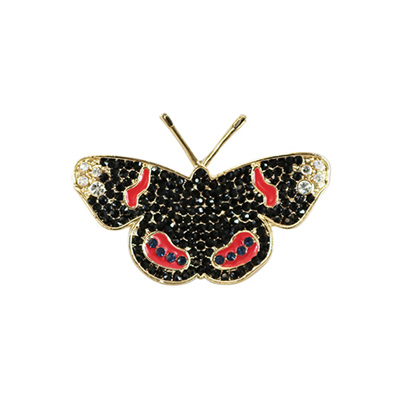ARRIVING SOON NZ Red Admiral Butterfly Brooch