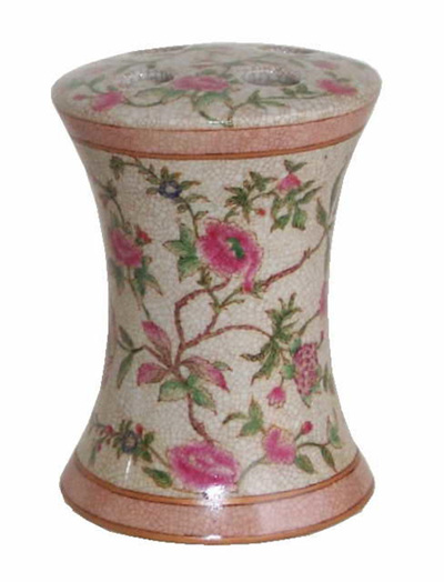 ARRIVING SOON Vintage Floral Pattern Toothbrush Holder