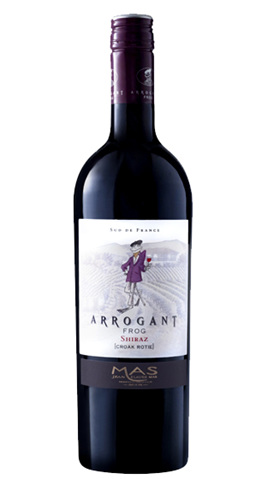 Arrogant Frog Shiraz 2017
