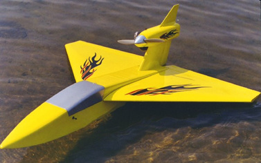 Arrow 44' 35 - 60 Size Float Plane Laser Cut Short Kit