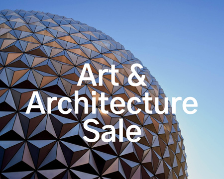 Art & Architecture Sale