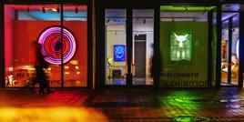 Art Bay Lightworks Exhibition