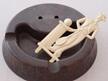 Art deco bakelite ashtray