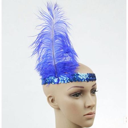 Art Deco headband