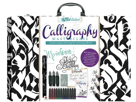 Art Maker Complete Calligraphy Carry Case