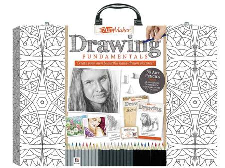 Art Maker Drawing Fundamentals Carry Case