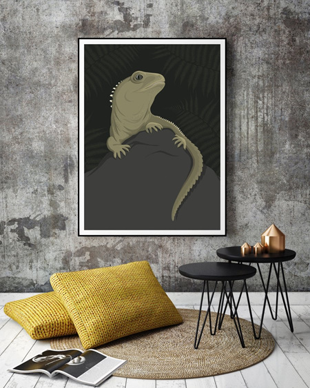 Art Prints by Hansby Design