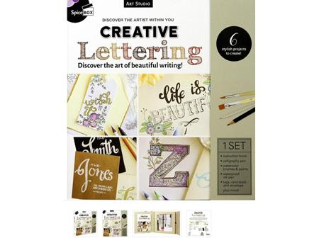 Art Studio - Creative Lettering